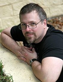 Jeff Vandermeer weird author