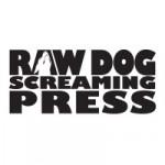 Raw Dog Screaming Press text-based logo