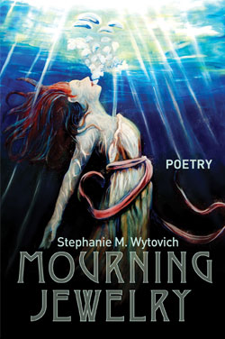 Mourning Jewelry horror poetry collection cover art