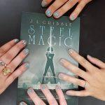 Steel Magic Book Launch