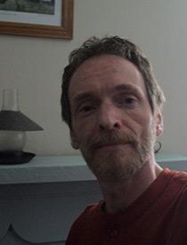 Scott Thomas dark fantasy author