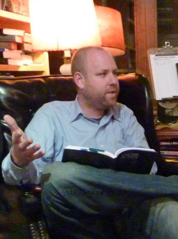 adam golaski literary horror short story author