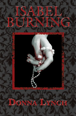 Isabel Burning by Donna Lynch