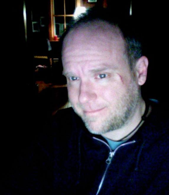 Scott Christian Carr science fiction author