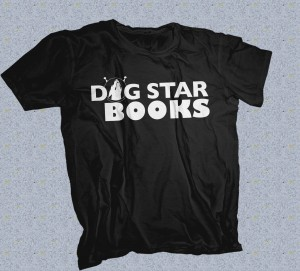 Dog Star Books T-shirt