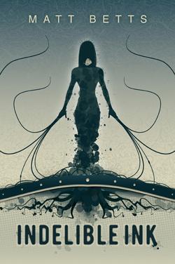 Indelible Ink urban fantasy novel cover art